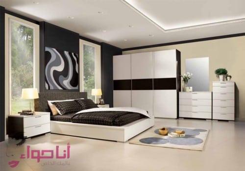 تصميمات غرف نوم حديثة (16)