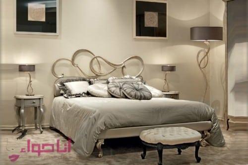 تصميمات غرف نوم حديثة (7)