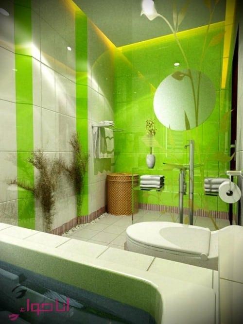 ديكورات حمامات (15)