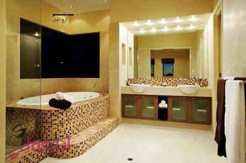 ديكورات حمامات (16)
