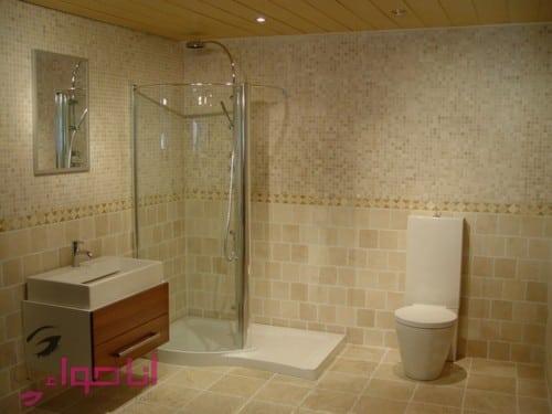 ديكورات حمامات (4)