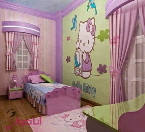 : اجمل غرف نوم اطفال 2016 : اطفال