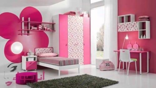 غرف نوم بنات (1)
