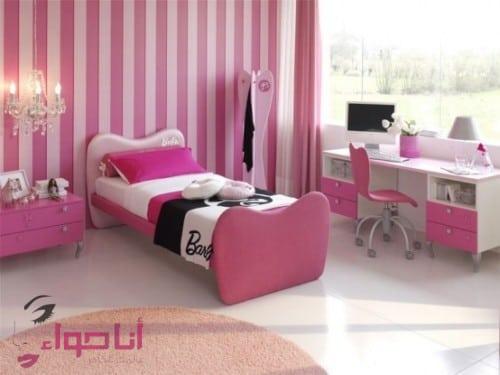 غرف نوم بنات (4)