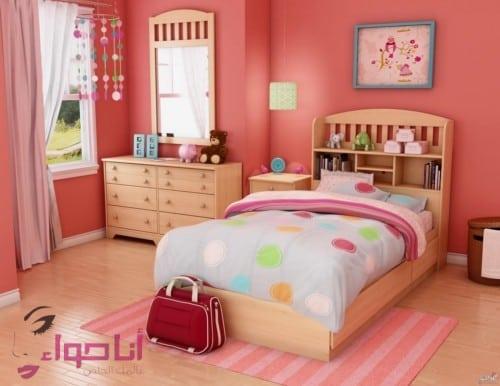 غرف نوم بنات (6)