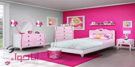 غرف نوم بنات (14)